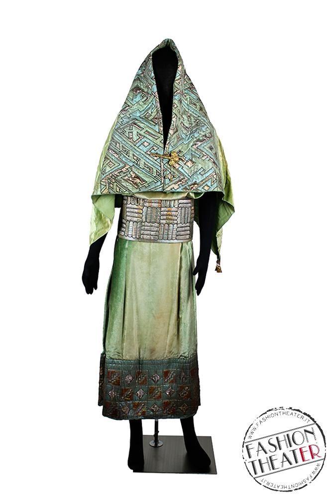 Coro donne Inca (modello A)
