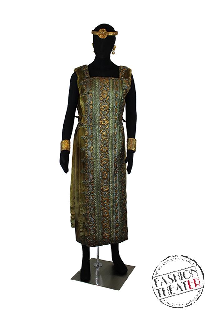 Comparsa donna Inca (modello A)