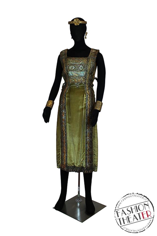 Comparsa donna Inca (modello B)