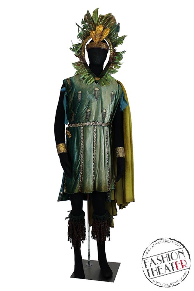 Comparsa uomo Inca (modello C)