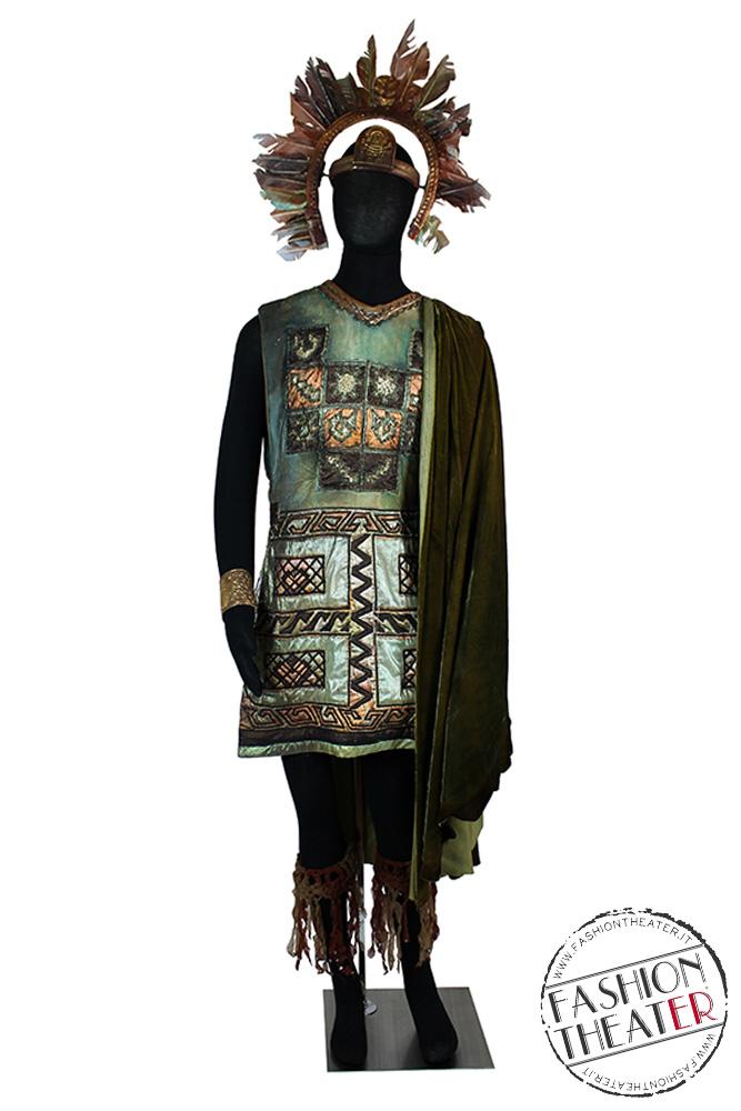 Comparsa uomo Inca (modello D)