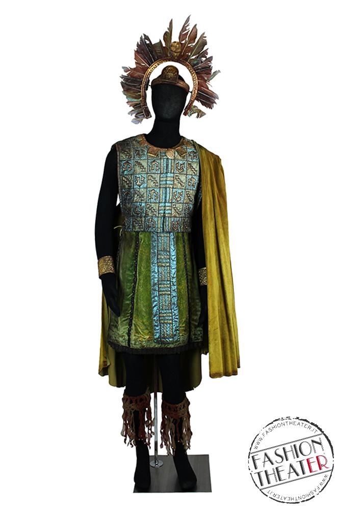 Comparsa uomo Inca (modello E)