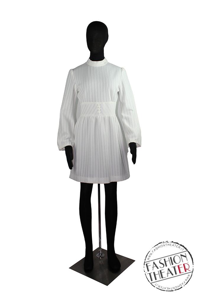 Donna anni Sessanta bianco