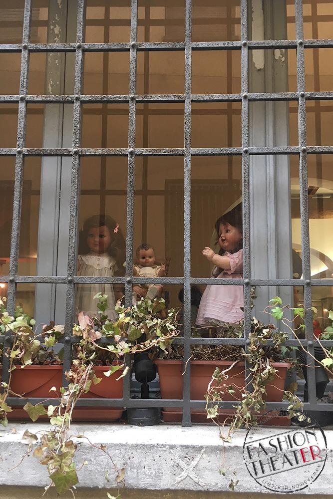 Bambole in fuga